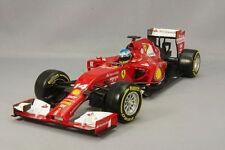 1/18 Hot Wheels Ferrari F2014 Fernando Alonso #14 BLY67 F14-T Diecast Formula 1