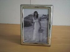 Wedding gift Handmade Sterling Silver Photo Picture Frame*1022/13×18 GBnew