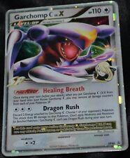 Holo Foil Garchomp C LV X # DP46 Diamond & Pearl Black Star Promo Set Pokemon DA