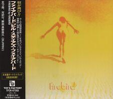 FIREBIRD s/t +2 1999 JAPAN CD OBI TFCK-87203 Carcass Spiritual Beggars Cathedral