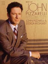 Best of John Pizzarelli : 20 Songs Piano/Vocal/Guitar Sheet Music