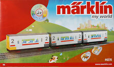 Märklin H0 44270 Personenwagen-Set My World Serie Click and Mix Bausatz Neu