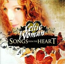 Celtic Woman : Songs from the Heart CD (2011)