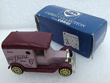 CORGI VAN Ford Model T THE SKETCH Fina Cameo Collection good vehicle Tatty box