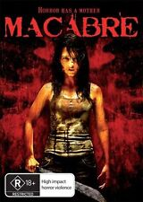 Macabre - Horror Has a Mother (DVD, 2013) New  Region 4
