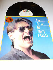"FALCO - The Sound Of Musik - 1986 UK 3-track 12"" vinyl single"