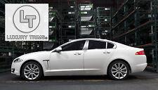 Jaguar XF Stainless Steel Chrome Pillar Posts by Luxury Trims 2009-2015 (6pcs)