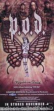 P.O.D. 2003 Payable On Death Original Promo Poster
