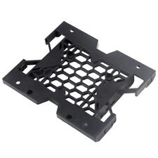 """5.25"""" to 2.5"""" SSD 3.5"""" HDD Hard Drive Tray Cooling Fan Adapter Mounting Rack"""