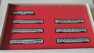 Con Cor New York Central Passenger Set 0001-004303 N Scale