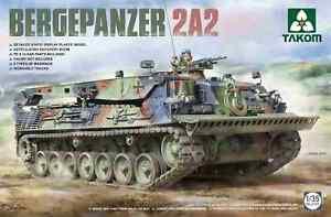 Takom TAK2135 - Bundeswehr Bergepanzer 2A2 / LS  1:35