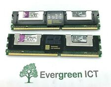 Kingston KTH-XW667LP/4G 4 GB (2x2GB) PC2-5300 DDR2 SDRAM, 667 MHz, DIMM...