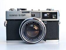 Olympus 35 SP con G. Zuiko 42mm F/1.7 Rangefinder