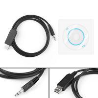 1Pcs USB Programming Cable For QYT KT-8900 KT-7900D KT-UV980 Walkie Talkie Radio
