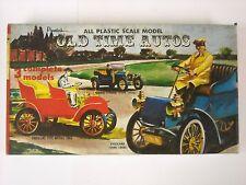 Vintage Premier's Gift Set 1903 Cadillac 1910 Ford Model T Model Kit