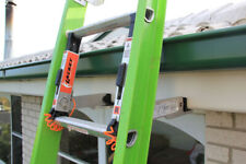 The Lacket Ladder Bracket - Fits Most Ladders, Quick, Convenient, Secure