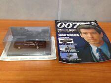 James Bond Car Collection No 80 - Gaz Volga - Goldeneye + Magazine