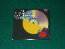 Les Plus Grands Classiques Du siecle box 2 cd