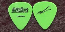 Nickelback 2003 Long Road Tour Guitar Pick! Mike Kroeger custom concert stage
