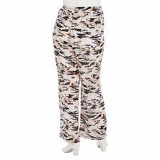 3x Bobbie Brooks PJ Pant Pink Camo Plus Size Women's Soft Comfortable Lounge SL