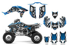 TRX 450R graphics Honda 450 ATV sticker kit FREE Custom Service #2500 Blue