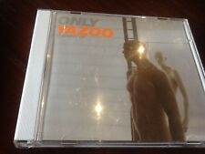 THE BEST OF YAZOO - GREATEST HITS CD - ONLY YOU / NOBODYS DIARY / DONT GO +