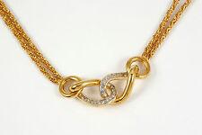 Echtschmuck-Halsketten & -Anhänger aus Gelbgold mit IF Reinheit