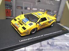 LAMBORGHINI Countach Competizione Racing 1994 #88 Art Sport Leo Altaya  IXO 1:43