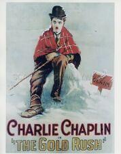 CHARLES CHAPLIN LA RUEE VERS L'OR THE GOLD RUSH 1925 VINTAGE PHOTO #7