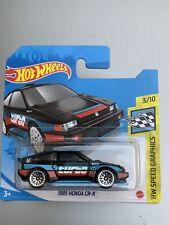 Hot Wheels 2021 * 1985 HONDA CR-X * L-Case