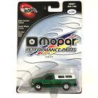 100% Hot Wheels Dodge Ram 1500 Pickup Truck Mopar Performance Series Green 1/64