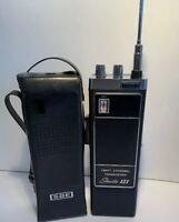 Vintage 1977 SBE CB Radio SHASTA lll 2 Channel transceiver SBE-24CB Made In Japa