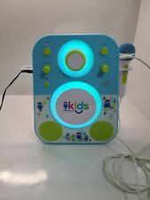 Kids Bluetooth Karaoke System - Blue/Green