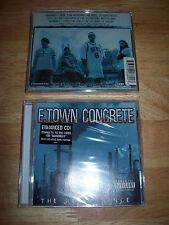 BRAND NEW E.Town Concrete MINT enhanced CD The Renaissance SEALED Mandibles RARE