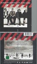 CD--U2 - - - CD+DVD -- HOW TO DISMANTLE AN ATOMIC BOMB -LIMITED EDITION MIT BONU