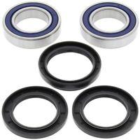 All Balls Rear Wheel Bearing Seal Kit for Honda ATC125M 84-85,ATC185 80-83