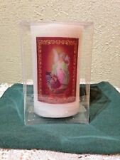 """GUARDIAN ANGEL DEVOTIONAL LIGHT, LED candle flame, 5""""H, new in box"""