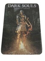 DARK SOULS REMASTERED METAL PLATE RARE FROM SOFTWARE NINTENDO SWITCH NO GAME