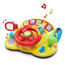 VTech Turn & Learn Driver , Baby Driving Toy ,Gift For 6 Month To 2 Year Old.