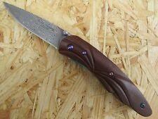 Herbertz Damastmesser Damast-Messer 71 Lagen Einhandmesser Taschenmesser 202311
