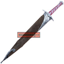 Lotr Lord of Rings Sting Frodo Sword Medieval Bilbo Baggins Hobbit with Scabbard
