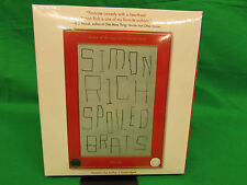 Spoiled Brats, and Other Stories Audio CD – October 14, 2014 by Simon Rich