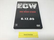 ECW - One Night Stand (DVD, 2005) WWE