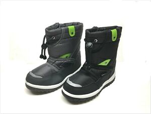 Brand New Toddlers Boy's Fashion Winter Snow Boots 6 - 11
