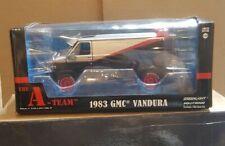 The A-Team TV Show 1983 GMC Vandura Van Diecast Car 1:24 by Greenlight Limited