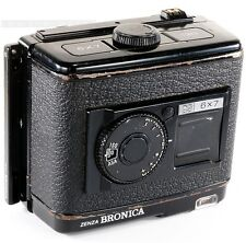 Zenza Bronica GS 120 6x7 Film Back/magazine pour GS GS-1 (4119522)