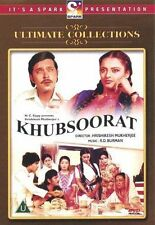 KHUBSOORAT - REKHA - RAKESH ROSHAN - ASHOK - NEW BOLLYWOOD DVD - FREE UK POST