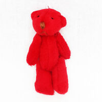NEW - Red Teddy Bears - Small Cute And Cuddly  - Gift Present Birthday Xmas