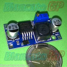 CONVERTITORE DC-DC BUCK LM2596 INPUT 4.5-45V OUTPUT 1.23-35V 1.5A  [24V 12V 5V]