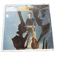 GARY BUCK Gary Buck's Country Scene 1967 LP Tower DT 5054 Stereo, Duophonic